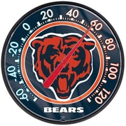 Wincraft NFL Thermometer; Chicago Bears
