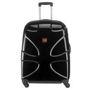Titan Luggage X2 24'' Hardsided Flash Spinner Suitcase; Black
