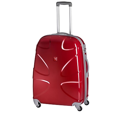 Titan Luggage X2 Flash 19'' Hardsided Spinner International Carry On; Red