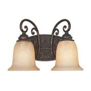 Designers Fountain Amherst 2 Light Vanity Light