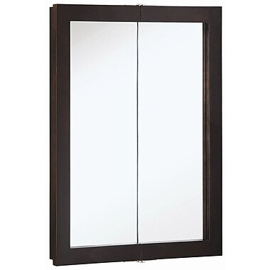 Design House Ventura 24'' x 30'' Surface Mount Medicine Cabinet