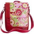 Hadaki On The Run Messenger Bag; Ruby