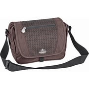 Vaude Atlanta Messenger Bag; Brown / Black