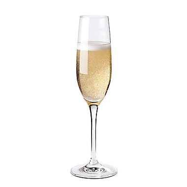 Wine Enthusiast Companies Fusion Classic Champagne Flute (Set of 4)