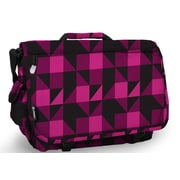 J World Thomas Messenger Bag; Block Pink