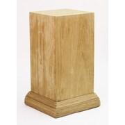 Zentique Inc. Cottage Pedestal Plant Stand