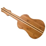 Totally Bamboo Tropical Ukulele Board Cutting Board