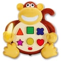The Learning Journey Early Learning Animal Pals Colors and Shapes Monkey