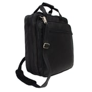 Piel Small Laptop Backpack; Black