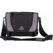 Vaude Rom Messenger Bag; Black / Anthracite