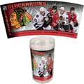 Wincraft NHL Glass; Chicago Blackhawks 1