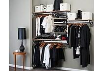 Orginnovations Inc Arrange a Space 11.75'' Deep Best Closet System; 84'' H x 100'' W x 11.75'' D