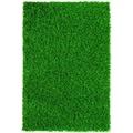 Everlast Turf Diamond Light Spring 90'' x 90'' Synthetic Lawn Grass Turf