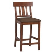 Linon 30'' Bar Stool with Cushion