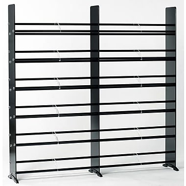 Transdeco Deco Multimedia Storage Rack