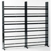 Transdeco Deco Multimedia Storage Rack