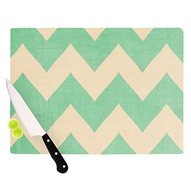 KESS InHouse Malibu Cutting Board; 11.5'' H x 8.25'' W x 0.25'' D