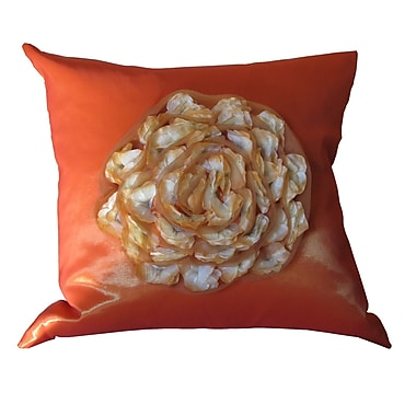 Debage Inc. Valencia Throw Pillow