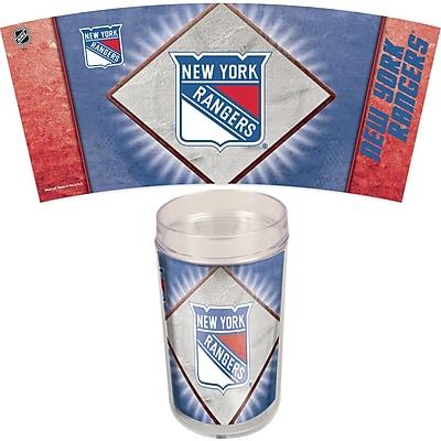 Wincraft NHL Glass; New York Rangers WYF078275622034