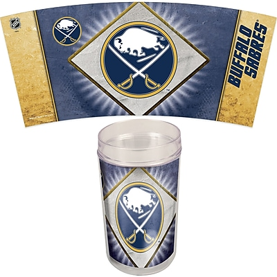 Wincraft NHL Glass; Buffalo Sabres WYF078275622037