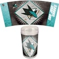Wincraft NHL Glass; San Jose Sharks