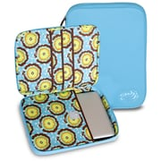 Amy Butler Nola Laptop Wrap; Buttercups Turquoise