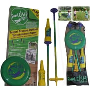 Poleish Sports Standard Game Set w/ Soft Surface Spike Included