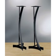 Bello Heavy Duty 30'' Fixed Height Speaker Stand (Set of 2)