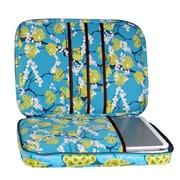 Amy Butler Nola Tea Rose Turquoise Laptop Wrap