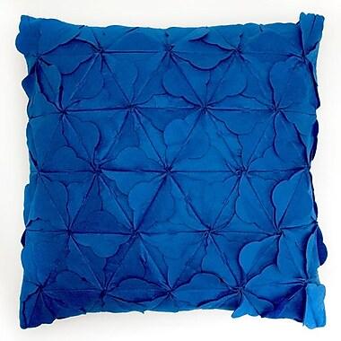 Debage Inc. Textured Flower Throw Pillow