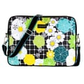 Hadaki O'Floral Nylon Laptop Sleeve