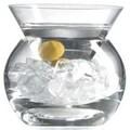 Ravenscroft Crystal Stemware Distiller 6 oz. Martini Chiller Glass