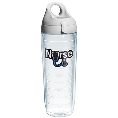 Tervis Tumbler 25 Oz. Nurse Stethoscope  Water Bottle