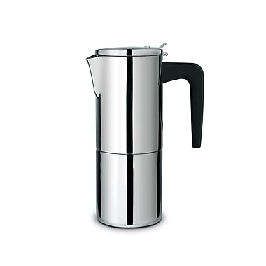 Cuisinox Alpha Espresso Maker; 4 cup