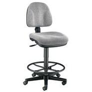 Alvin and Co. Backrest Premo Ergonomic Office Chair; Black