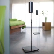 OmniMount Elo Series Adjustable Speaker Stand; High Gloss Black