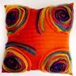 Debage Inc. Spiral Cornered Pillow
