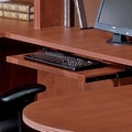 OSP Furniture Napa Keyboard Slide; Cherry