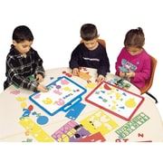 edushape Magnetic Activity Game Board