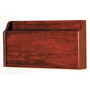 Wooden Mallet X-Ray Holder; Dark Red Mahogany