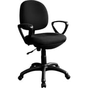 Furinno Hidup Mid Back Fabric Office Task Chair