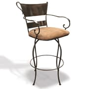 CasaMia 30'' Swivel Bar Stool