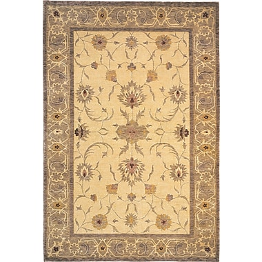 Abbyson Living Destiny Himalayan Sheep Gold Indoor/Outdoor Area Rug; 6' x 9'