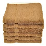 dCOR design Luxury Hand Towel (Set of 6); White