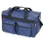 Netpack 28''Exrta Large Weekender Duffel; Grey