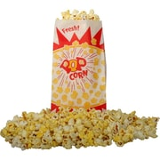 Snappy Popcorn Burst Design Popcorn Bag (Set of 1000); 1.5 oz.