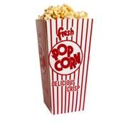 Snappy Popcorn Open-Top Popcorn Box (Set of 100); 47E