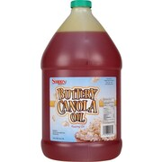 Snappy Popcorn 1 Gallon Oil; Buttery Canola Oil