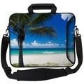 Designer Sleeves Executive Sleeves Paradise Beach PC Laptop Bag; 15''