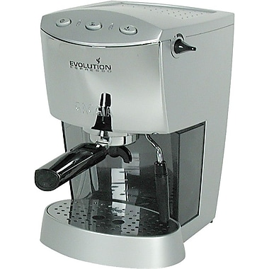 Gaggia Evolution Semi-Automatic Espresso Machine; Silver